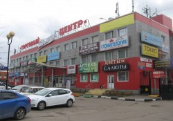 Шолохов-фасад